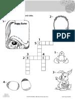 Easter - Easter Crossword