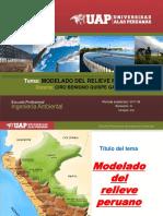 Unidad Xvi - Modelado Del Relieve Peruano