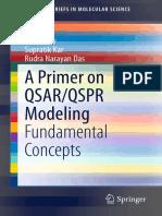 A Primer on QSAR/QSPF Modeling Fundamental Concepts