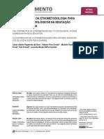 A CONTRIBUIÇÃO DA ETNOMETODOLOGIA PARA OS ESTUDOS SOCIOLÓGICOS