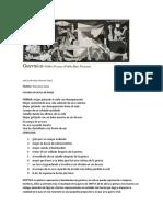 Guernica pablo picasso.docx