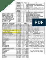 PRECIOS PARA VENDER.pdf