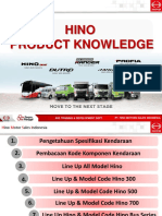 01. Hino Product Knowledge IDT