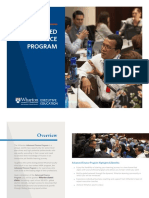 Wharton Advanced Finance Program