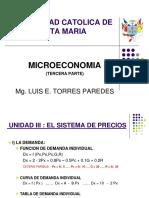 2. Microeconomia .... El Sistema de Precios