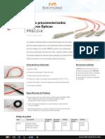 Cables Preconectorizados