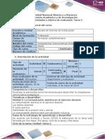 Guía de actividades y rúbrica de evaluación - Tarea 2 - La comunicación asertiva en el ejercicio docente.docx