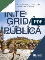 integridad en la gestion publica