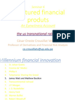 6 Seminar -- Structured Financial Products II