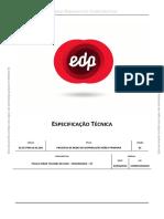 ES.DT.PDN.03.01.002 - PROJETO DE REDES DE DISTRIBUIÇÃO AÉREA PRIMÁRIA