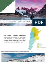 Región turística patagónica