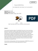 Beaver Emoji Proposal