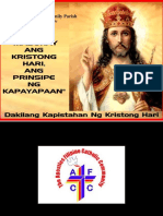 Mass (Solemnity of Christ the King) (B)