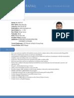 QHSE Resume