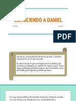 Conociendo a Daniel (1)