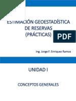Estimación Geoestadistica de Reservas (1)