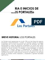 Gestion y Empresaa DE LOS PORTALES