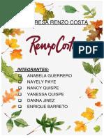 Empresa Renzo Costa