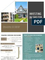 Kel 3_Investing in Shelter.pptx