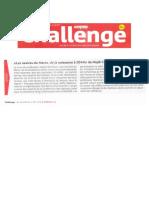 Challenge Du 26 Avril 2019