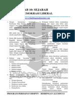 Bab 10 Demokrasi Liberal(1)