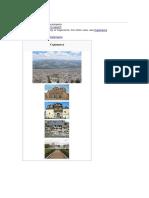 Cajamarca Una Historia Corta