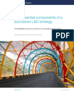 The Essential Components of a Successful L and D Strategy Final