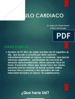Clase de Musculo Cardiaco 2019