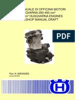 manual de servicio - motores Husqvarna 250 450.pdf