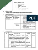 SESIÓN DE APRENDIZAJE No 4-III.docx