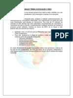 Trabajo Tema 8 Sociales 3 ESO