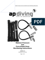 Medium Pressure and Convoluted Hose Shortening Instructions. Version January 2015 Written by Tino de Rijk. Page 1 of 38.pdf