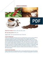Coffee Sector Profile