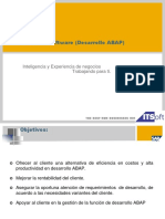 Presentacion ITSOFT Fabrica Software