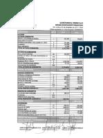 Estados Financieros 2017 Quirofanos El Tesoro Con Notas