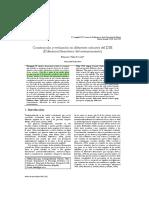 1997 Construcción y evaluación en diferentes cohortes del DSE (Diferencial Semántico del envejecimiento)