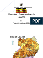 An Overview of the Co-operative Sector in Uganda