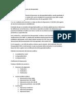 Normativa Para La Certificación de Discapacidad