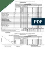 Registro Auxiliar 2019, 3 Periodos (Hasta 18 Estud.) Con Letras