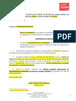 Loja.legal Modelo Cumprimento de Sentença Contra a Fazenda Pública Para Nomear Candidato Aprovado Em Concurso Público Novo CPC