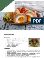 Huevos Escoceses - Receta