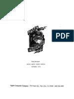 Apple I Preliminary BASIC Programming Guide, 1976
