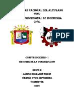 HISTORIA DE LA CONSTRUCCION EN PERU Y PUNO.docx