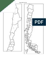 Mapa Político de Chile