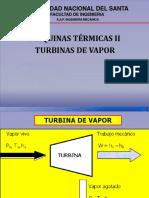CLASE 01 Turbina de Vapor A