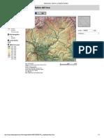 Mapa Base - Distrito Los Baños Del Inca