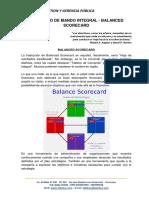 02 El Cuadro de Mando Integral Balanced Scorecard