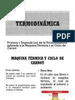 Segunda Ley de La Termódinamica