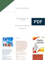 Brochure y Planimetro