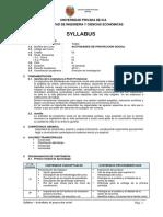 Silabus de Proyecsion Social (1)